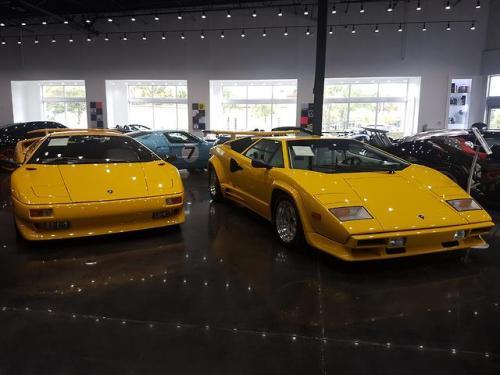 Lamborghini Diablo And Countach Via Reddit Auto Show 2019